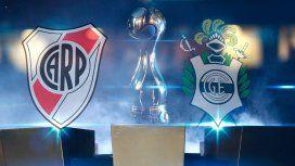 River vs Gimnasia por las semifinales de la Copa Argentina: horario