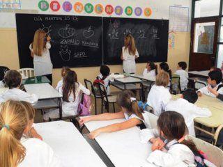 vuelta al aula: tras el paro de 72 horas, se regularizan las clases en todo el pais