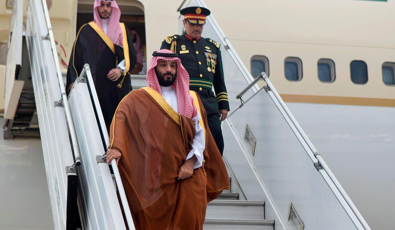 Lijo pidió informes y exhortos por la denuncia contra el príncipe saudita Bin Salman