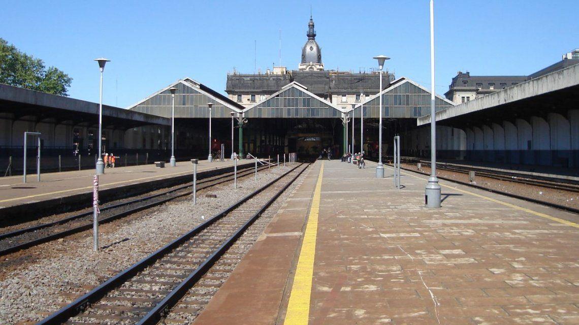 La terminal de trenes de Retiro estará cerrada por el G20