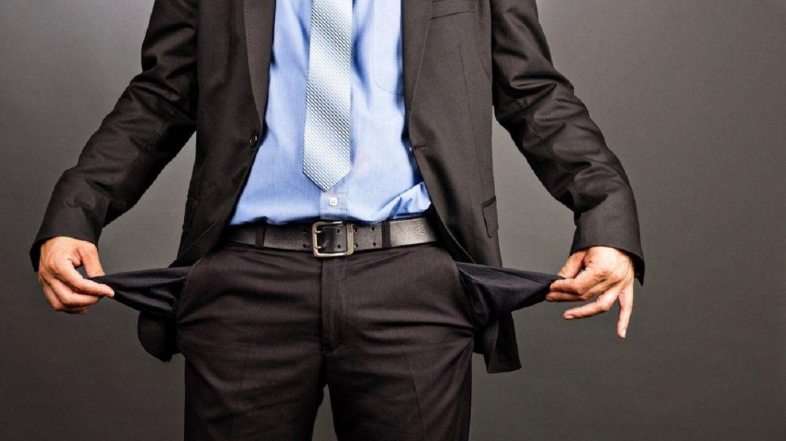 Creció la desigualdad: el 80% de los que trabajan gana menos de $28.000