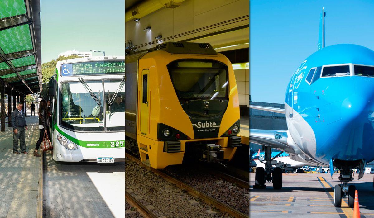 Transporte por el G20: este jueves comienzan las restricciones