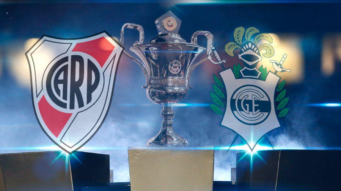 River derrotó a Gimnasia de La Plata y piensa en la Superfinal