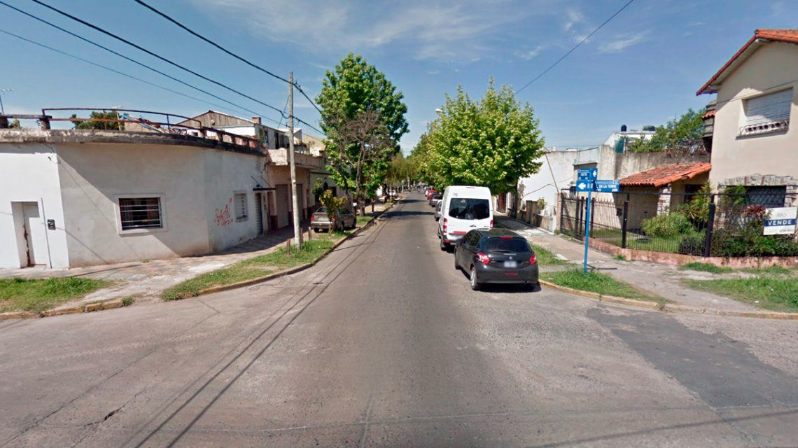 Villa Devoto: un ladrón murió tras chocar contra el patrullero que lo perseguía