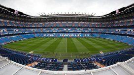 Furor en las redes por un hincha de River que predijo la Superfinal en el Bernabéu