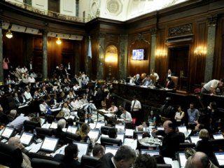 la legislatura portena aprobo un 34% de aumento del abl para 2019