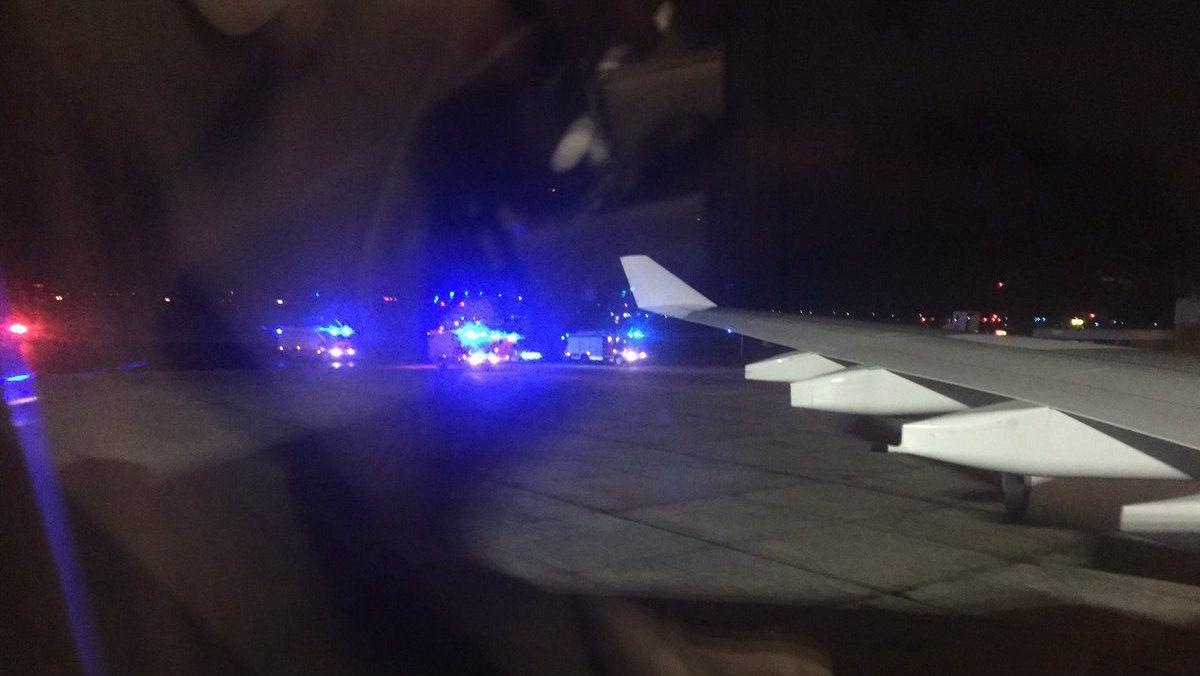 El avión de Angela Merkel debió regresar a Alemania por un desperfecto técnico