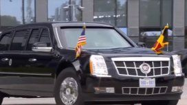 La Bestia, el auto de Donald Trump
