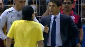 Dorados ganó la primera final