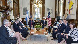 La reunión entre Macri y Trump en el marco del G20 fue altamente positiva