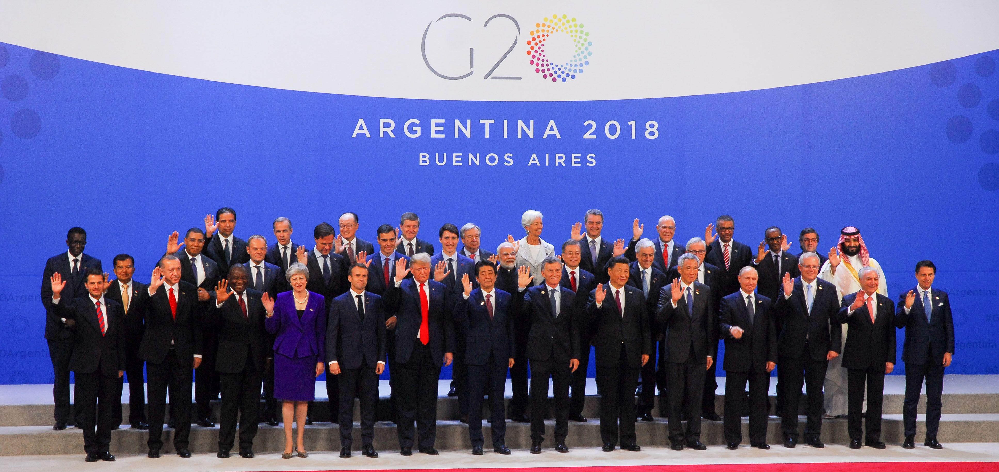 En Inglaterra se preguntan por qué Argentina integra el G20
