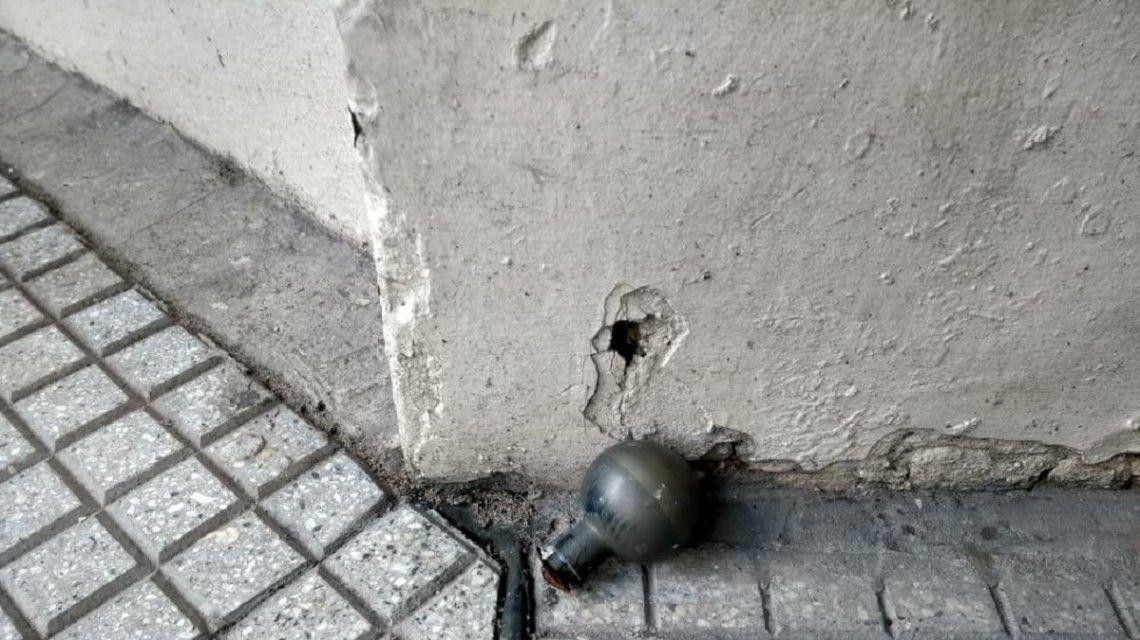 No era una bomba