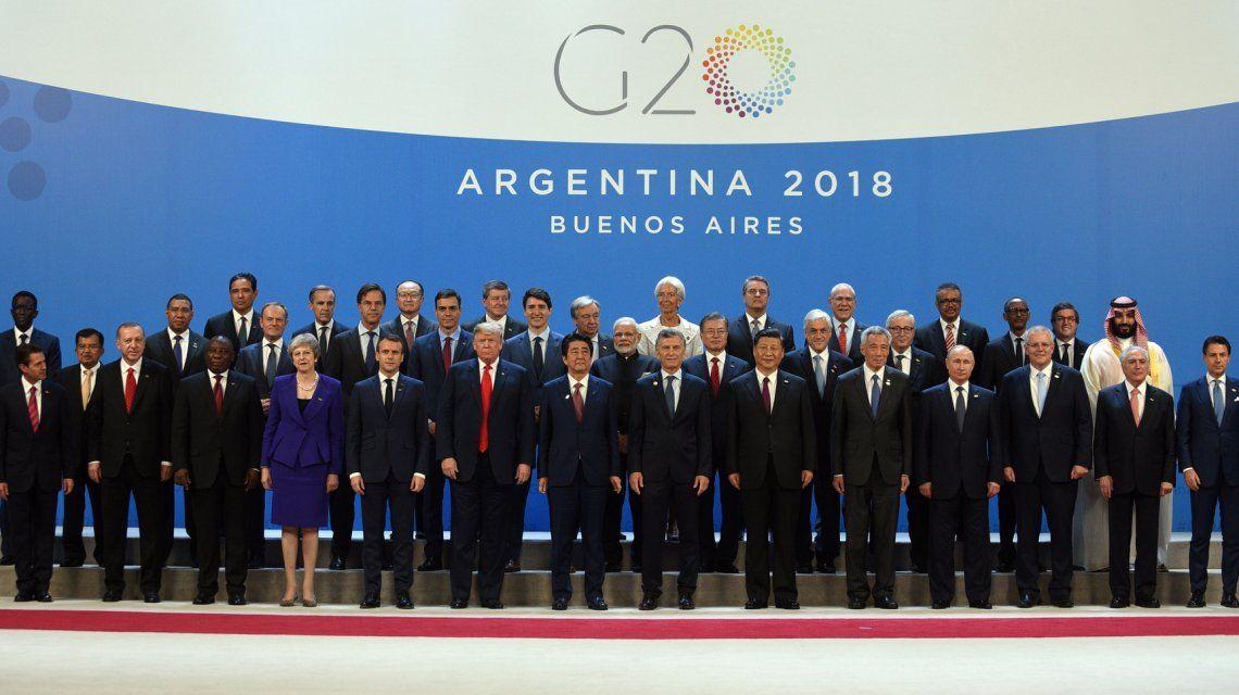 El documento final del G20 admite problemas en el comercio internacional