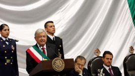 López Obrador, de 65 años, asumió la presidencia de México hasta 2024