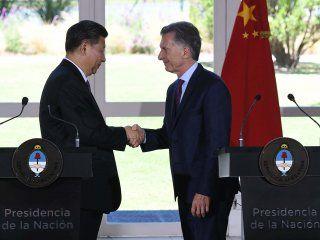 tras la reunion entre macri y xi jinping, argentina y china firmaron 30 acuerdos