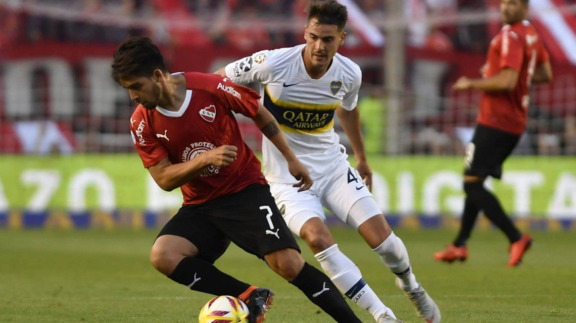 Independiente vs Talleres por la fecha 16 de la Superliga: horario, formaciones y TV