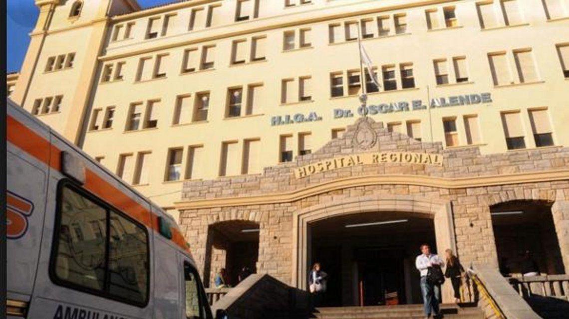 La victima fue atendida en el Hospital Interzonal