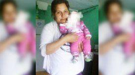 Conmoción por el crimen de una mujer que desapareció el sábado junto a su hija de 3 años