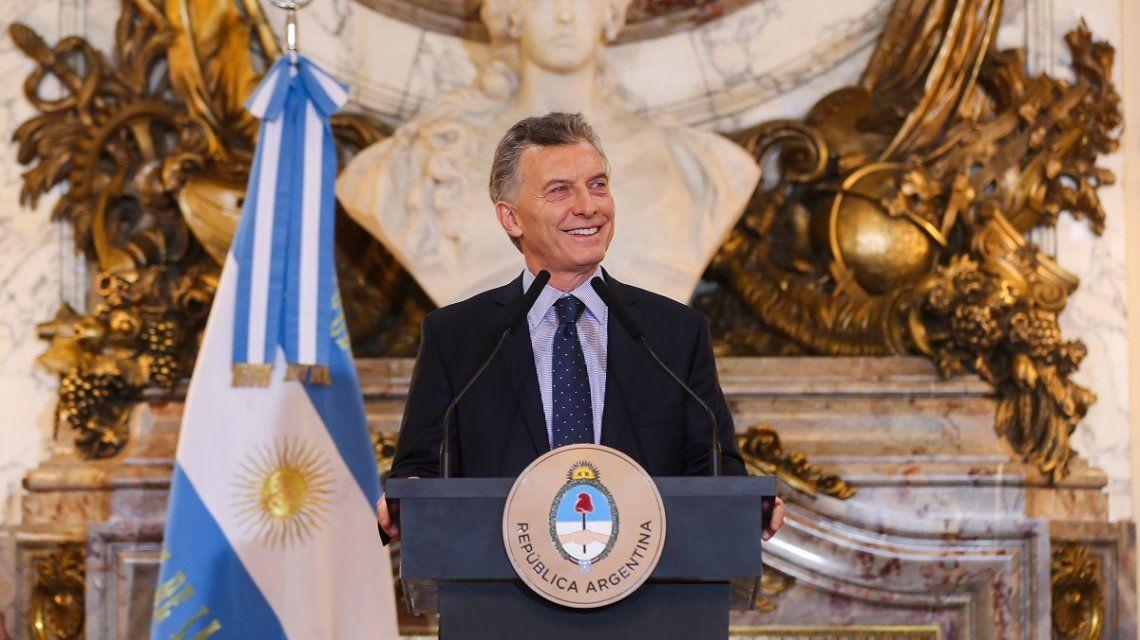 Foto Presidencia de la Nación
