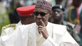 Muhammadu Buhari, presidente de Nigueria