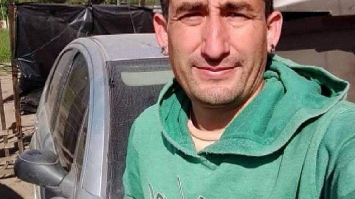 Rodolfo Ariel Alé es de General Rodríguez y está desaparecido