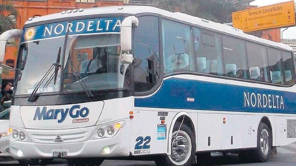 Tras el escándalo la línea 723 podrá ingresar a Nordelta