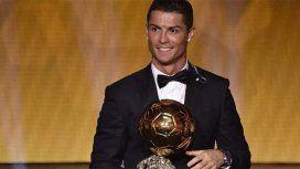 Cristiano Ronaldo perdió el Balón de Oro y sus hermanas enfurecieron