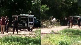 Encontraron a un hombre calcinado en medio de un descampado en Moreno