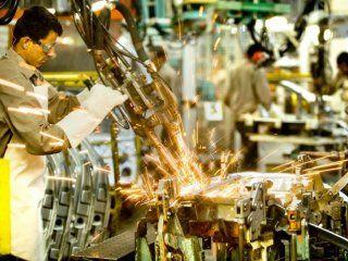 casi la mitad de la industria esta paralizada, el peor registro para el primer trimestre del ano en una decada