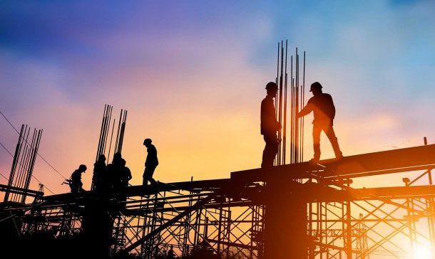 La construcción es uno de los sectores más golpeados por el parate económico que impone la pandemia de coronavirus