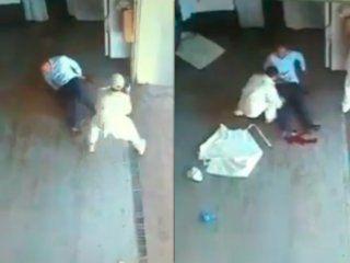 san martin: delincuentes mataron de un tiro a un contador en un frigorifico