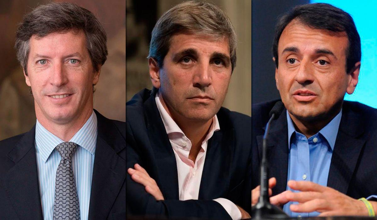 Piden citar a indagatoria a Caputo, Quintana y Bausili