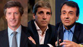 Piden citar a indagatoria a Caputo, Quintana y al secretario de Finanzas