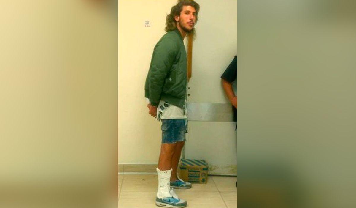 Rodrigo Eguillor podría ser declarado inimputable