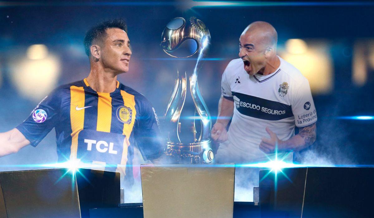 Rosario Central vs Gimnasia: formaciones, horario y TV