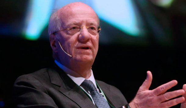 Paolo Rocca, CEO de Techint, anunció más de 1.400 despidos