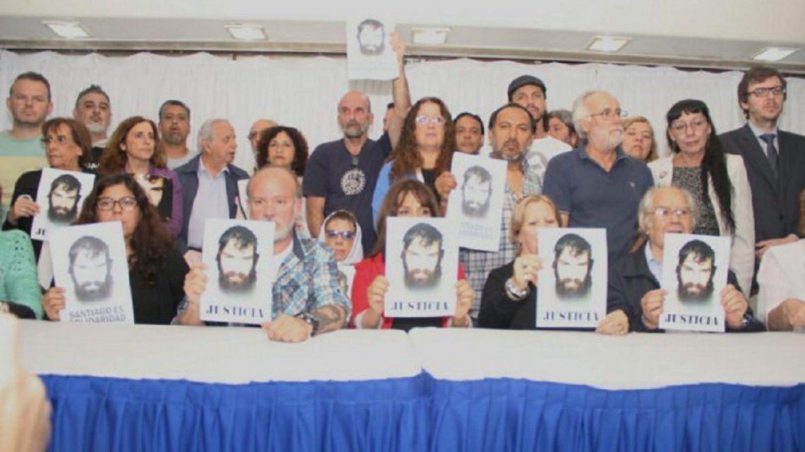 La familia de Santiago Maldonado dejará de recibir ayuda por parte del Estado