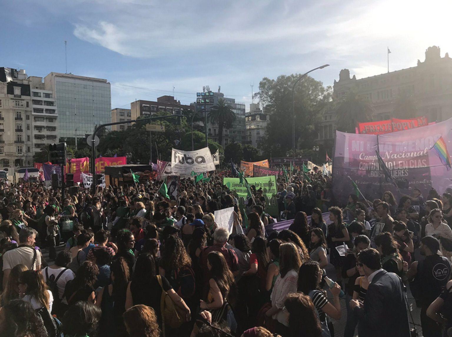 Movilizaciones en más de 30 ciudades contra el fallo por la muerte de Lucía Pérez