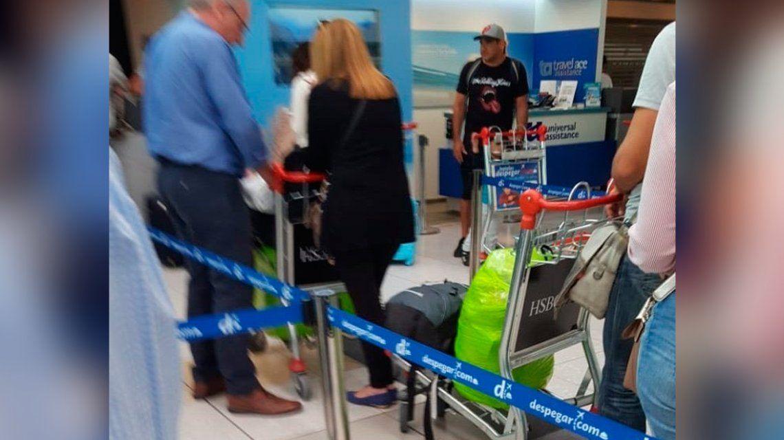 España: retuvieron en el aeropuerto de Barajas al barra brava de Boca Maximiliano Mazzaro