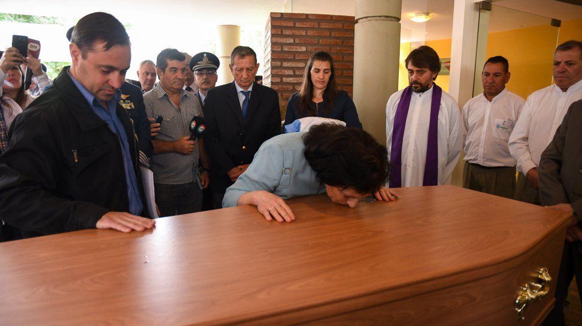 Enterraron en Córdoba el cuerpo del combatiente de Malvinas que fue repatriado