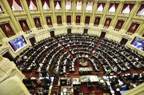 Cámara de Diputados - Crédito: <a href=