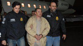 Condenaron a cadena perpetua a El Chapo Guzmán
