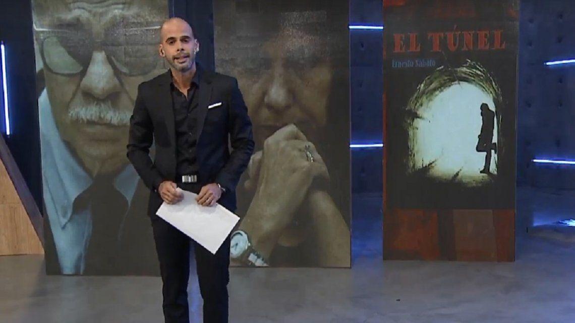 Julián Guarino en Recalculando