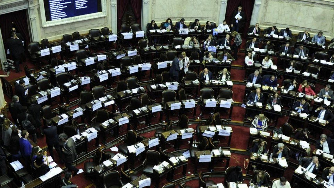 La oposición logró quórum pero Cambiemos impidió que se trate el freno a los tarifazos