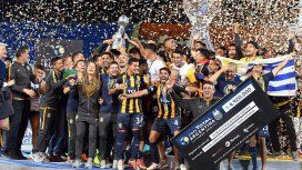 Rosario Central, campeón de la Copa Argentina