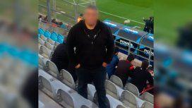 Retuvieron en Madrid a un barra de River: tiene antecedentes y derecho de admisión