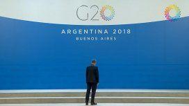 La luna de miel por el G20 duró poco