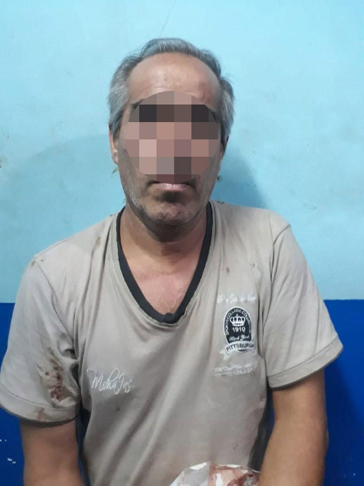Detuvieron a Juan Carlos Garcilazo, el femicida de Loma Hermosa