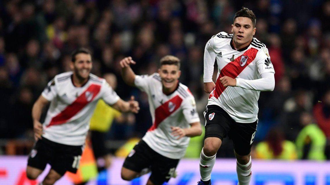 Festeja River, sufre Boca: Quintero confirmó que podrá estar en el Superclásico por Copa Libertadores