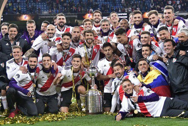 River campeón de la Copa Libertadores
